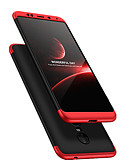baratos Capinhas para Xiaomi-Capinha Para Xiaomi Redmi 5A / Xiaomi Redmi 5 Plus / Xiaomi Redmi 5 Antichoque / Áspero Capa traseira Sólido Rígida PC