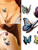 billige tatovering klistremerker-10 pcs Tatoveringsklistremerker midlertidige Tatoveringer Tegneserie-serien kropps~~POS=TRUNC arm