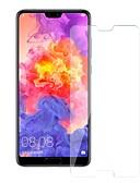 olcso Mobiltelefon képernyővédők-HuaweiScreen ProtectorHuawei P20 9H erősség Kijelzővédő fólia 1 db Edzett üveg