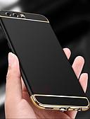 ราคาถูก เคสสำหรับโทรศัพท์มือถือ-Case สำหรับ Huawei Huawei P20 / Huawei P20 lite / P10 Plus Shockproof / Plating / Ultra-thin ตัวกระเป๋าเต็ม สีพื้น Hard พีซี / P10 Lite