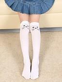 povoljno Suknje za djevojčice-Djeca Djevojčice Aktivan Dnevno Print Mrežica Donje rublje i čarape Obala