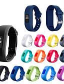 billige Smartwatch Bands-Klokkerem til Garmin vívofit jr Garmin Sportsrem Silikon Håndleddsrem