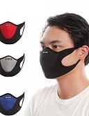 Χαμηλού Κόστους Επαγγελματικά Φορέματα-Αθλητική μάσκα Μάσκα Προσώπου Αναπνέει Με προστασία από την σκόνη Ποδήλατο / Ποδηλασία Κόκκινο Μπλε Γκρίζο Βελούδο Λίκρα για Ανδρικά Γυναικεία Ενηλίκων Ποδηλασία / Ποδήλατο Ποδήλατο Traseu Patchwork