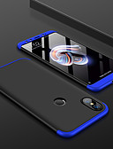 baratos Capinhas para Xiaomi-Capinha Para Xiaomi Xiaomi Mi Max 2 / Xiaomi Mi Mix 2 / Xiaomi Mi Mix 2S Áspero Capa traseira Sólido Rígida PC / Xiaomi Mi 6 / Xiaomi Mi 5s