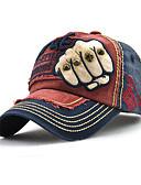 ราคาถูก หมวกสุภาพบุรุษ-ทุกเพศ ลายบล็อคสี เดนิม พื้นฐาน-หมวกเบสบอล ทุกฤดู ทับทิม สีน้ำเงินกรมท่า สีน้ำตาลอ่อน