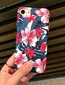 povoljno iPhone maske-Θήκη Za Apple iPhone XS / iPhone XR / iPhone XS Max Mutno / Uzorak Stražnja maska Cvijet Tvrdo PC
