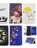povoljno Maske za mobitele-Θήκη Za Samsung Galaxy Tab A 10.1 (2016) Novčanik / Utor za kartice / sa stalkom Korice Slon Tvrdo PU koža