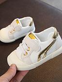 ราคาถูก เสื้อเชิ้ตผู้ชาย-เด็กผู้ชาย / เด็กผู้หญิง สำหรับการเดินครั้งแรก ตารางไขว้ รองเท้าผ้าใบ เด็กวัยหัดเดิน (9m-4ys) เมจิกเทป สีเทา / แดง / ฟ้า ฤดูใบไม้ผลิ & ฤดูใบไม้ร่วง / ยาง