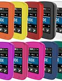billiga Smartwatch-fodral-fodral Till Garmin Garmin edge 820 Silikon Garmin