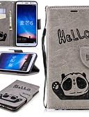Χαμηλού Κόστους Θήκες / Καλύμματα για Huawei-tok Για Huawei Mate 10 lite Πορτοφόλι / Θήκη καρτών / με βάση στήριξης Πλήρης Θήκη Πάντα Σκληρή PU δέρμα