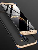 baratos Acessórios para Samsung-Capinha Para Samsung Galaxy A6 (2018) / A6+ (2018) / A8 2018 Áspero Capa traseira Sólido Rígida PC