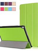 povoljno Drugi slučaj-Θήκη Za Lenovo Lenovo Tab 4 10 Plus / Lenovo Tab 4 10 sa stalkom / S magnetom Korice Jednobojni Tvrdo PU koža