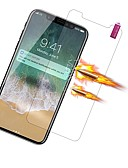 povoljno Zaštitne folije za iPhone-AppleScreen ProtectoriPhone X Visoka rezolucija (HD) Prednja zaštitna folija 1 kom. PET