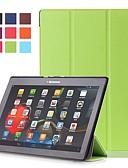 זול מקרה אחר-מגן עבור Lenovo Lenovo Tab 2 A10-70 / Lenovo Tab 2 X30F / M / Lenovo Tab 2 A10-30F / L (TB2-X30) עם מעמד / מגנטי כיסוי מלא אחיד קשיח עור PU