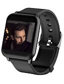 baratos Smart watch-KING-WEAR® Z02 Masculino Pulseira inteligente Android iOS Bluetooth Esportivo Impermeável Monitor de Batimento Cardíaco Medição de Pressão Sanguínea Tela de toque Podômetro Aviso de Chamada Monitor