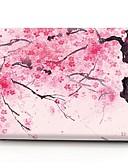 billige MacBook-tilbehør-macbook case blomst pvc tilfelle for eple macbook air pro retina 11 12 13 15 laptop deksel til macbook ny pro 13,3 15 tommers med berøringsbjelke