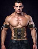 ราคาถูก เสื้อยืดและเสื้อกล้ามผู้ชาย-Abs Stimulator เข็มขัดกระชับช่องท้อง เทรนเนอร์ EMS Abs ควบคุมจากระยะไกล ยูเอสบี ชาร์จใหม่ได้ อิเล็กโทรนิกส์ ไร้สาย Muscle Toning การฝึกสุดยอด การออกกำลังกาย ยิมออกกำลังกาย สำหรับ ผู้ชาย ผู้หญิง