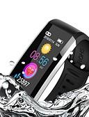 billige Hatter til herrer-KUPENG WQ6 Unisex Smart armbånd Android iOS Bluetooth GPS Sport Vanntett Pulsmåler Blodtrykksmåling Pedometer Samtalepåminnelse Aktivitetsmonitor Søvnmonitor Stillesittende sittende Påminnelse