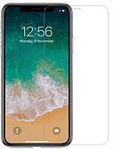 Χαμηλού Κόστους Προστατευτικά οθόνης για Huawei-Προστατευτικό οθόνης nillkin για το iphone xs max γυαλισμένο γυαλί 1 τεμάχιο μπροστινό προστατευτικό οθόνης υψηλής αντοχής (hd) / 9h σκληρότητα / προστασία από τις εκρήξεις
