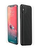 Χαμηλού Κόστους Προστατευτικά οθόνης για Huawei-AppleScreen ProtectoriPhone XS Max Υψηλή Ανάλυση (HD) Προστατευτικό μπροστινής και πίσω οθόνης 2 pcs Σκληρυμένο Γυαλί