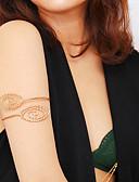 baratos Relógio de Couro-Mulheres Bijuteria de Corpo 10 cm Cadeia braço Dourado / Prata senhoras / Boêmio / Tropical Ferro Jóias de fantasia Para Bandagem / Bikini verão