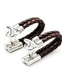 olcso Férfi nyakkendők és csokornyakkendők-Manžete Alap Bross Ékszerek Ezüst Kompatibilitás Napi