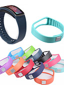 povoljno Smartwatch bendovi-Pogledajte Band za Gear Fit Samsung Galaxy Sportski remen Keramika / Silikon Traka za ruku