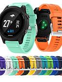 billige Smartwatch Bands-Klokkerem til Forerunner 935 Garmin Sportsrem Silikon Håndleddsrem