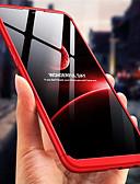 olcso Mobiltelefon tokok-Case Kompatibilitás OnePlus OnePlus 6 / One Plus 5 / OnePlus 5T Ütésálló Fekete tok Egyszínű Kemény PC