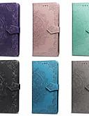povoljno Drugi slučaj-Θήκη Za LG LG X Power / LG Stylo 4 / LG K10 2018 Novčanik / Utor za kartice / sa stalkom Korice Mandala Tvrdo PU koža