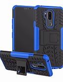 povoljno Drugi slučaj-Θήκη Za LG LG G7 sa stalkom Stražnja maska Oklop Tvrdo PC