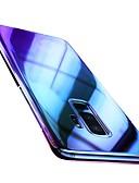 זול מגנים לטלפון-מגן עבור Samsung Galaxy S9 / S9 Plus / S8 Plus אולטרה דק / שקוף כיסוי אחורי צבע הדרגתי קשיח PC