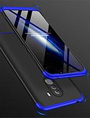 זול מגנים לטלפון-מגן עבור Xiaomi Xiaomi Pocophone F1 / Xiaomi Mi 8 / Xiaomi Mi 8 SE מזוגג כיסוי מלא אחיד קשיח PC