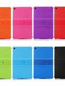 povoljno Maske za mobitele-Θήκη Za Xiaomi Xiaomi Tab 4 Plus Otporno na trešnju / sa stalkom Stražnja maska Jednobojni Mekano silika gel