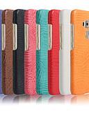 povoljno iPhone maske-Θήκη Za Asus Asus ZenFone Max ZC550KL / ASUS ZenFone Max Pro M1 ZB601KL / Asus ZenFone GO ZC500TG Mutno Stražnja maska Jednobojni Tvrdo PU koža