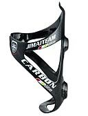 povoljno Smartwatch bendovi-Bicikl Boca vode Cage Carbon Fiber Prijenosno Mala težina Izdržljivost Jednostavna primjena Za Biciklizam Cestovni bicikl Mountain Bike Bicikl fixie Carbon Fiber Crn 1 pcs