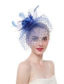 ราคาถูก เครื่องประดับผมผู้หญิง-สำหรับผู้หญิง Kentucky Derby หวาน แฟชั่น ฮารด์แวร์ งานแต่งงาน ปาร์ตี้ - สีพื้น ลายดอกไม้ / ผ้าลินิน / ตารางไขว้ / ทุกฤดู