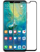 Χαμηλού Κόστους Προστατευτικά οθόνης για Huawei-HuaweiScreen ProtectorHuawei Mate 20 pro Υψηλή Ανάλυση (HD) Ολόσωμο προστατευτικό οθόνης 1 τμχ Σκληρυμένο Γυαλί