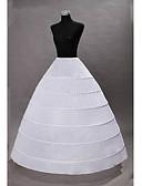 povoljno Stare svjetske nošnje-Princeza Petticoat kratka baletska suknja Pod suknjom Classic Lolita 1950-te Gotika Crn Obala / Srednjovjekovni / Krinolina