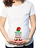 povoljno Majice-Majčinski Majica s rukavima Žene - Osnovni Dnevno Crtani film Obala