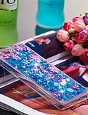billige Etuier/deksel til Xiaomi-Etui Til Xiaomi Huawei Y6 (2018) Støtsikker / Glitter Bakdeksel Glimtende Glitter / Blomsternål i krystall Myk TPU