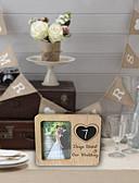 ราคาถูก งานแต่งงาน-การแต่งงาน / ครอบครัว ไม้ / ไม้ไผ่ เครื่องประดับ การแต่งงาน / ครอบครัว 1 pcs ทุกฤดู