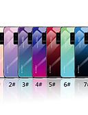 povoljno Maske za mobitele-Θήκη Za Samsung Galaxy S9 / S9 Plus / S8 Plus Zrcalo / Uzorak Stražnja maska Prijelaz boje Tvrdo Kaljeno staklo