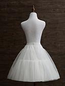 povoljno Stare svjetske nošnje-Vjenčanje / Zabave Podsuknje POLY Duljina haljina Shaping Slips / Dugi Duljina s Falte