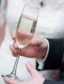 povoljno Praktični poklončići-staklo / Bambus vlakna / Reciklirani papir Nazdravljajući flaute Poklon kutija šalica / Vjenčanje Sva doba