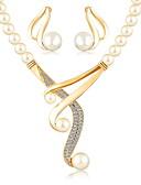 povoljno Trendy Jewelry-Žene Europska Moda Biseri Dnevno