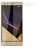 זול מגן מסך נייד-HuaweiScreen ProtectorHuawei Honor 7 קשיחות 9H מגן מסך קדמי יחידה 1 זכוכית מחוסמת