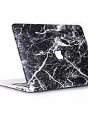 """billige MacBook-tilbehør-MacBook Etui Marmor PVC til Ny MacBook Pro 15"""" / Ny MacBook Pro 13"""" / New MacBook Air 13"""" 2018"""
