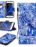 povoljno Maske za mobitele-Θήκη Za Samsung Galaxy S7 edge Novčanik / Utor za kartice / Otporno na trešnju Korice Hvatač snova Tvrdo PU koža
