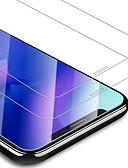 povoljno Samsung - Zaštitne folije-AppleScreen ProtectoriPhone XS Visoka rezolucija (HD) Prednja zaštitna folija 2 kom Kaljeno staklo